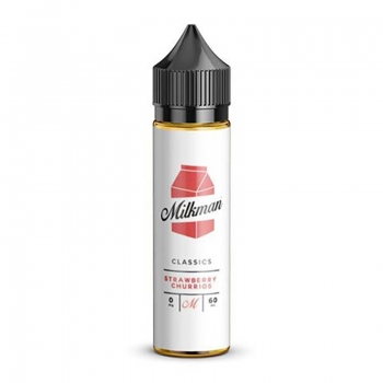 Strawberry Churrios - The Milkman Liquid Shot 50/60ml