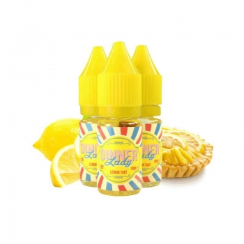 Lemon Tart - Dinner Lady Liquid 3x10ml