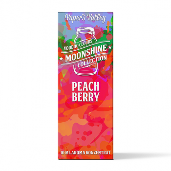 Peachberry - Voodoo Clouds Aroma 10ml