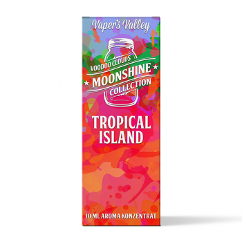 Tropical Island - Voodoo Clouds Aroma 10ml