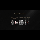 UWELL Crown IV Tank Checkmate Verdampfer