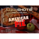 American Apple Pie Shot - Crazy Shots Aroma