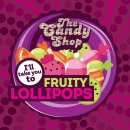 Fruity Lollipops - Big Mouth The Candy Shop Aroma 30ml