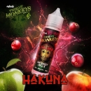Hakuna - Twelve Monkeys Liquid Shot 50/60ml