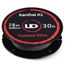 UD Kanthal A1 Twisted Wire 0,30mm (9,14m)