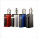 Teslacig Three mit VD Carrate 24 RTA  Teslacigs Three 150W 5000mAh Box