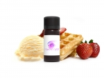 Vanille Strawberry Waffles - Twisted Aroma 10ml